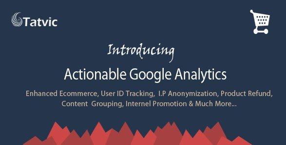 Actionable Google Analytics for WooCommerce CC-V3-3.4