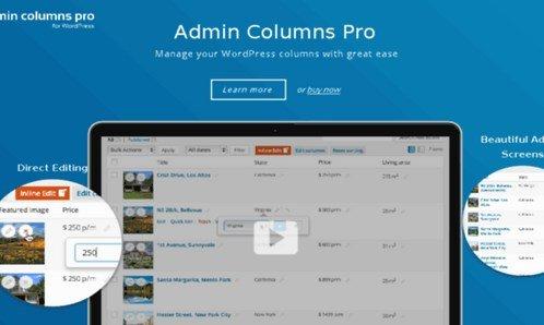 Admin Columns Pro 4.4.1