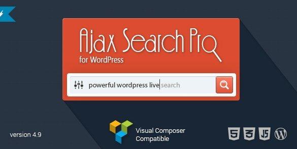 Ajax Search Pro For WordPress – Live Search Plugin 4.14.4