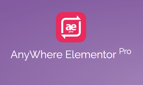 AnyWhere Elementor Pro WordPress Plugin 2.11