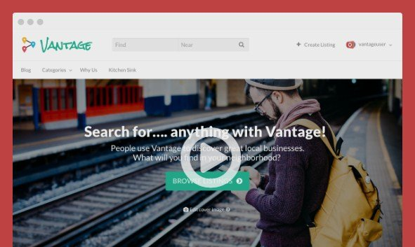 AppThemes Vantage WordPress Themes 4.1.2