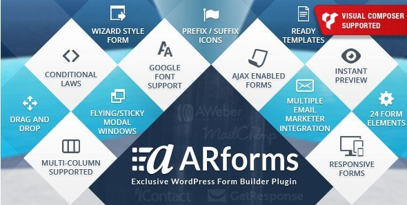 ARForms – WordPress Form Builder Plugin 3.5.2