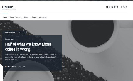 Array Themes Lenscap WordPress Theme 1.4.2