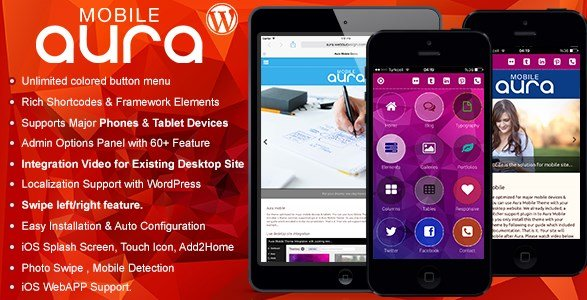 Aura Premium Mobile Theme 1.6.3