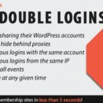 Block Double Logins – Protect Your Membership Site 1.1