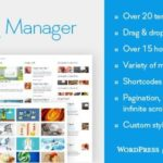 Blog Manager for WordPress 1.25