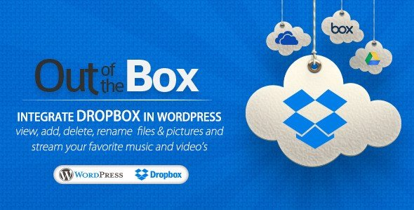Out-of-the-Box – Dropbox plugin for WordPress 1.13.10