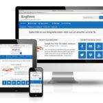 CobaltApps BlogPress Skin for Dynamik Website Builder 1.0