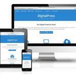 CobaltApps DigitalPress Skin for Dynamik Website Builder 1.0