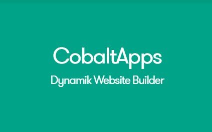 CobaltApps Dynamik Website Builder For Genesis 2.4.6