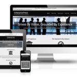CobaltApps EnterprisePress Skin for Dynamik Website Builder 1.0