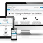 CobaltApps ProductPress Skin for Dynamik Website Builder 1.0