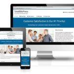 CobaltApps SmallBizPress Skin for Dynamik Website Builder 1.0
