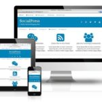 CobaltApps SocialPress Skin for Dynamik Website Builder 1.0