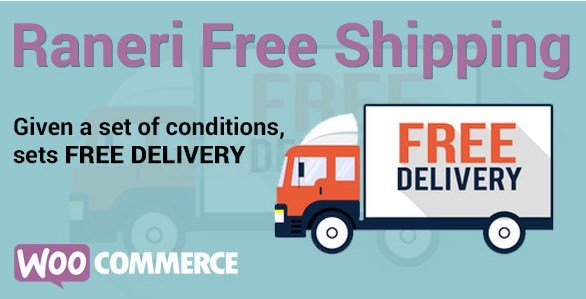 Conditional Free Shipping – WooCommerce Plugin 1.49