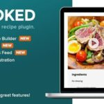 Cooked Classic – A Powerful Recipe Plugin for WordPress 2.4.3