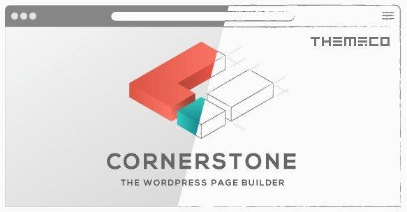 Cornerstone – The WordPress Page Builder 3.1.6
