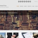 CSS Igniter BusinessTwo WordPress Theme 1.6