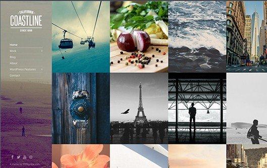 CSS Igniter Coastline WordPress Theme 1.5