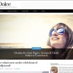 CSS Igniter Dolce WordPress Theme 1.6