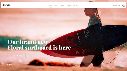 CSS Igniter Flevr WordPress Theme 1.9