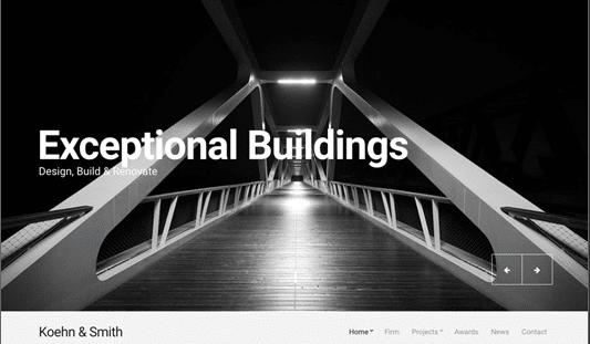 CSS Igniter Koehn WordPress Theme 1.0