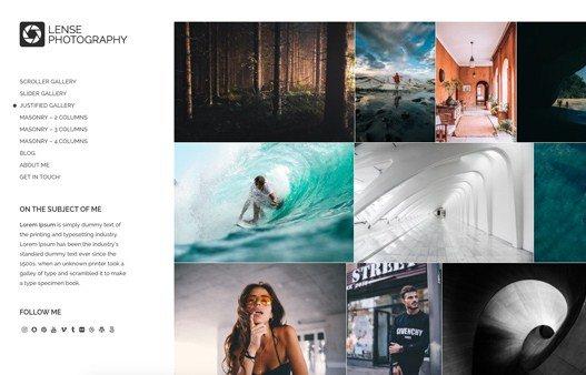 CSS Igniter Lense WordPress Theme 1.1