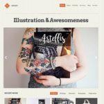 CSS Igniter Mozzy WordPress Theme 1.7