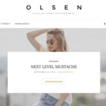 CSS Igniter Olsen WordPress Theme 2.1.2