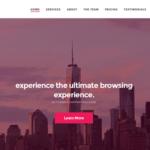 CSS Igniter Roxima WordPress Theme 1.4