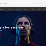 CSS Igniter Sessions WordPress Theme 1.9