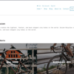 CSS Igniter Suisen WordPress Theme 1.5
