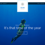 CSS Igniter Sun Resort WordPress Theme 1.3