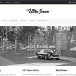 CSS Igniter UltraSeven WordPress Theme 2.5