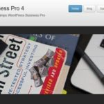 CyberChimps Business Pro 4 WordPress Theme 4.1