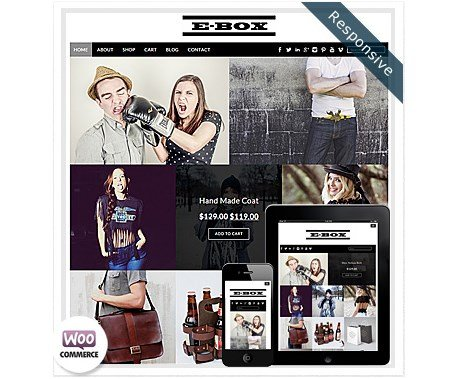 Dessign E-Box WooCommerce Themes