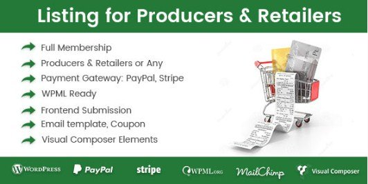 Directory Listing for Producers & Retailers 1.0.7
