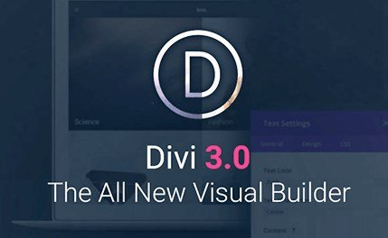 Divi WordPress Theme 3.19.1