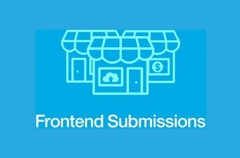 Easy Digital Downloads Frontend Submissions Addon 2.6.3