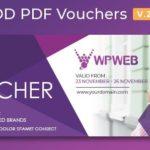 Easy Digital Downloads – PDF Vouchers 2.0.9
