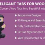 Elegant Tabs for WooCommerce 2.3.0