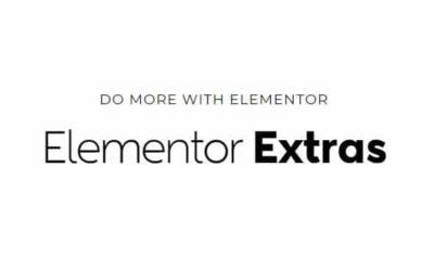 Elementor Extras WordPress Plugin 2.0.6