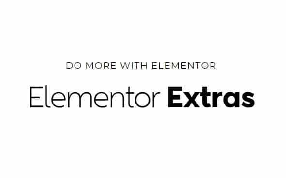 Elementor Extras 2.1.4 – Plugin Addon