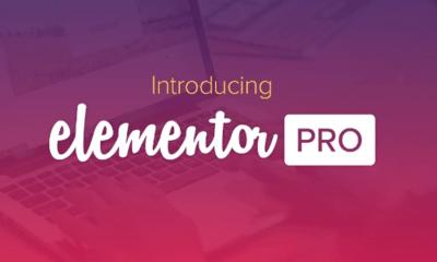 Elementor Pro WordPress Plugin 2.3.1