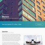 Elementorism Monaco Landing Page 1.0