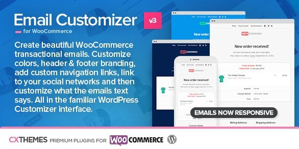 Email Customizer For WooCommerce 3.28