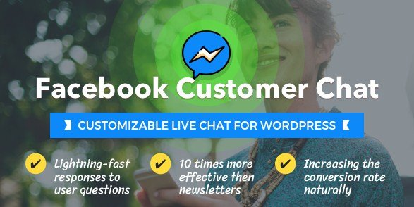 Facebook Customer Chat – Customizable Live Chat for WordPress 1.1.2