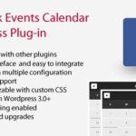 Facebook Events Calendar WordPress Plugin 4.9.6