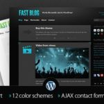 Fast Blog Wordpress Theme 1.7.4
