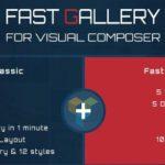 Fast Gallery for Visual Composer WordPress Plugin 3.1